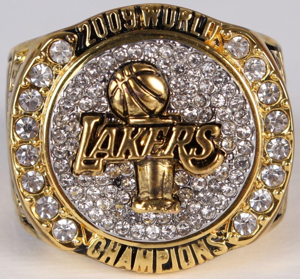 Kobe Bryant Los Angeles Lakers High Quality Replica 2009 ...