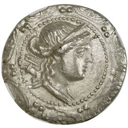 MACEDONIA: Anonymous, ca. 167-149 BC, AR tetradrachm (16.97g), Amphipolis