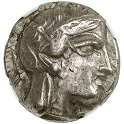 ATHENS: Anonymous, 4th century BC, AR tetradrachm (17.15g)