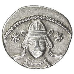 PARTHIAN KINGDOM: Vonones II, AD 51, AR drachm (3.63g)