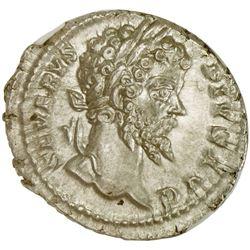 ROMAN EMPIRE: Septimius Severus, 193-211 AD, AR denarius