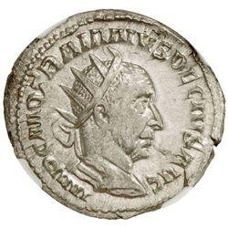 ROMAN EMPIRE: Trajan Decius, 249-251 AD, AR antoninianus