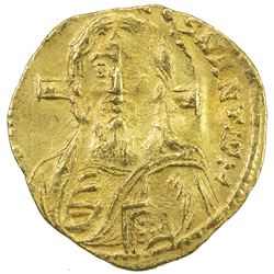 BYZANTINE EMPIRE: Justinian II, 1st reign, 685-695, AV tremissis (1.43g), [Constantinople]