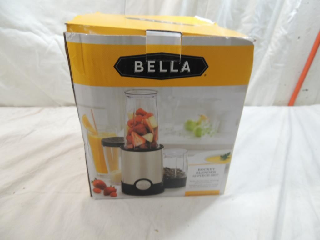 BELLA ROCKET BLENDER 12PC SET