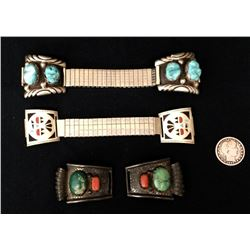 Group of 3 Mens Native Watch Tips