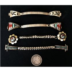 Group of 4 Ladies Native Watch Tips