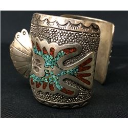 Another Heavy Navajo Watch Cuff