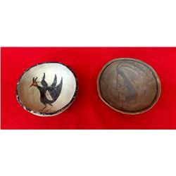 Pair of Early Pueblo-Style Pots