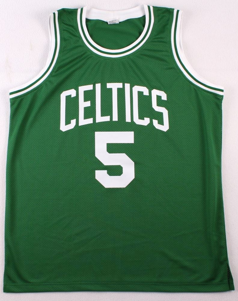 new styles ef92e 923c8 Bill Walton Signed Celtics Jersey (Leaf COA)