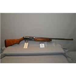 """Winchester Model 1911 SL .12 Ga Semi Auto Shotgun w/ 28"""" bbl [ fading blue finish, more in carry are"""