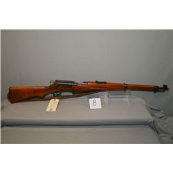 Schmidt Rubin Model 1911 7.5 x 55 cal ? Straight Pull Mag Fed Bolt Action Full Wood Military Rifle w