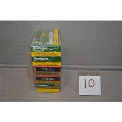 Bag Lot : 5 Boxes ( 20 rnds per ) Ammo : 2 Boxes Rem .7 MM Rem Mag ( one 175 grain & one 140 grain)