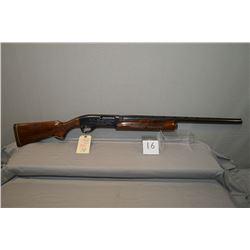 "Remington Model 1100 Skeet .12 Ga 2 3/4"" Semi Auto Shotgun w/ 25"" vent rib bbl [ blue finish, high g"