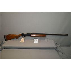 "Remington Mod 1100 Trap .12 Ga 2 3/4"" Semi Auto Shotgun w/ 30"" vent rib bbl [ blue finish, some slig"