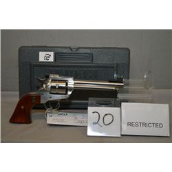 Ruger Model Single - Ten .22 LR cal 10 Shot Single Action Revolver w/ 140 mm bbl [ appears as new, u
