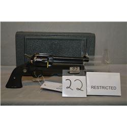 Ruger Model New Model Super Single Six .22 LR / .22 Magnum cal 6 Shot Single Action Revolver w/ 140