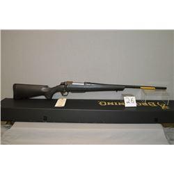 "Browning Model A Bolt III Comp Stkr NS .30-06 Sprg cal Mag Fed Bolt Action Rifle w/ 22"" bbl [ appear"