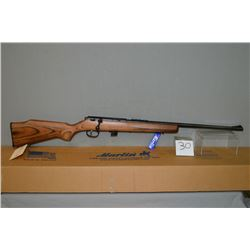 """Marlin Model XT 22 .22 LR cal Mag Fed Bolt Action Rifle w/ 22"""" bbl [ appears as new, unfired in orig"""