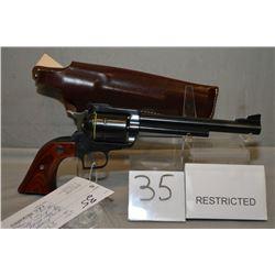 Ruger Model New Model Super Black Hawk .44 Magnum cal 6 shot Revolver w/ 191 mm bbl [ appears as new