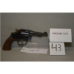 Smith & Wesson Model of 1905 Fourth Change .32-20 Win Cal 6 Shot Revolver w/ 102 mm bbl [ blued fini
