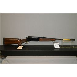 """Browning Model BLR Light Weight PG,S .30-06 Sprg cal Lever Action Mag Fed Rifle w/ 22"""" bbl [ appears"""