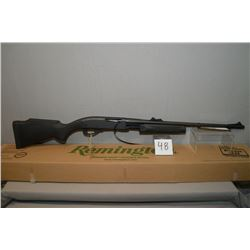 """Remington Model 7600 Synthetic .270 Win cal Mag Fed Pump Action Rifle w/22"""" bbl [ appears as new, un"""
