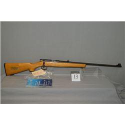 "Norinco Model J.W. - 15 A .22 LR cal Mag Fed Bolt Action Rifle w/ 24"" bbl [ blue finish, barrel sigh"