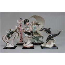 5 Armani Porcelain Pieces