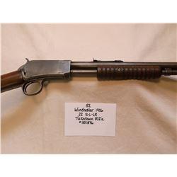 Winchester 1906- .22 S-L-LR- Takedown Rifle