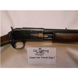 Colt Lightning- .22 Rifle