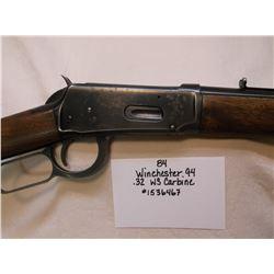 Winchester 94- .32 WS Carbine
