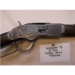 Winchester 73- .32 Rifle-Octagon Barrel