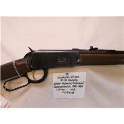Winchester 94 XTR-.30-30 Carbine- Lander Wyoming Centennial Commemorative 1884-1984- 1 of 400-NIB