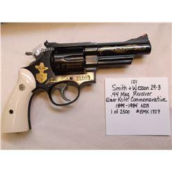 Smith & Wesson 29-3 - .44 Mag. Revolver- Elmer Keith Commemorative- 1889-1984- NIB- 1 OF 2500