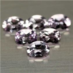 LOT OF 6.69 CTS OF PINK BRAZILIAN AMETHYSTS