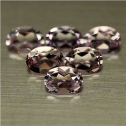 LOT OF 6.25 CTS PINK BRAZILIAN AMETHYSTS