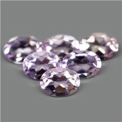 LOT OF 6.70 CT PINK BRAZILIAN AMETHYSTS