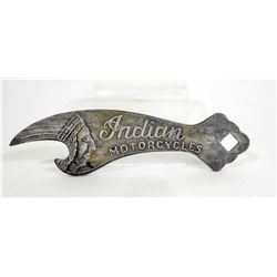 INDIAN MOTORCYCLES METAL BOTTLE OPENER