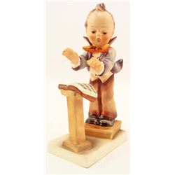"VINTAGE HUMMEL ""BAND LEADER"" FIGURINE"