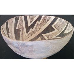 Anasazi Black & White Bowl