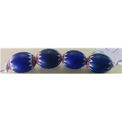 Rare Chevron or Star Trade Beads