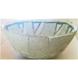 Anasazi Black & White Bowl