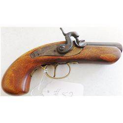 American Black Powder 45 Caliber Derringer