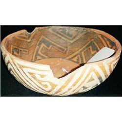 Anasazi St. John's Polychrome Bowl