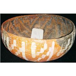 Anasazi St. Johns Polychrome Bowl