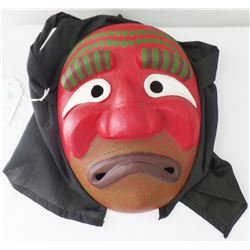 Wooden Korean Mask
