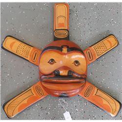 Northwest Coast Style Mask