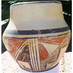 Hopi Pottery Olla