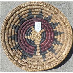 Large Navajo Wedding Basket