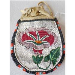 Beaded Plateau Token Bag
